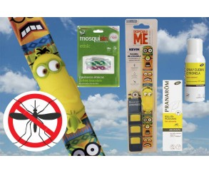 PACK ANTI MOSQUITOS FAMILIAR