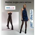 Medias larga para varices JOBST® UltraSheer