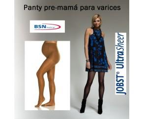 Panty Premama. Medias para varices JOBST® UltraSheer