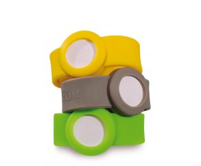 Pulsera Aroma Watch + 2 cerámicas para impregnar de aceites esenciales Pranarom
