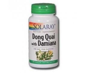 SOLARAY Dong Quai 60 caps.