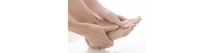 Productos para el cuidado de los pies